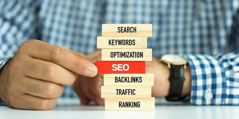 What are the different types of SEO?